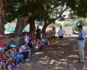 La Fpsc Organiza Una Kermes Para Mas De 200 Ninos Sirios Libaneses