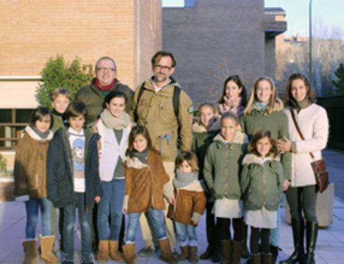 Durante los días previos a la Navidad se intensifican las actividades de voluntariado de la FPSC