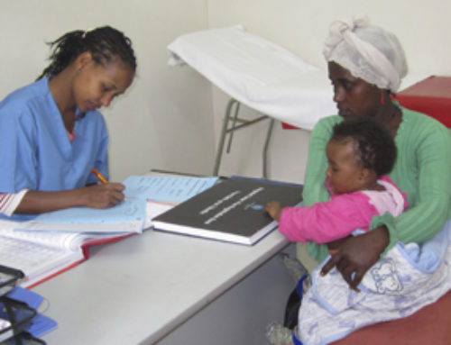 Improving maternal and child health at the St. Gabriel health centre