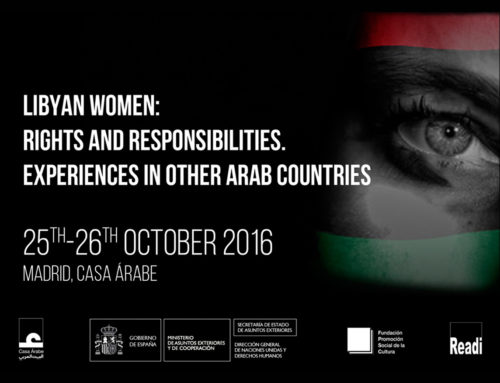 Libyan women: rights and responsibilities. Experiences in other Arab countries