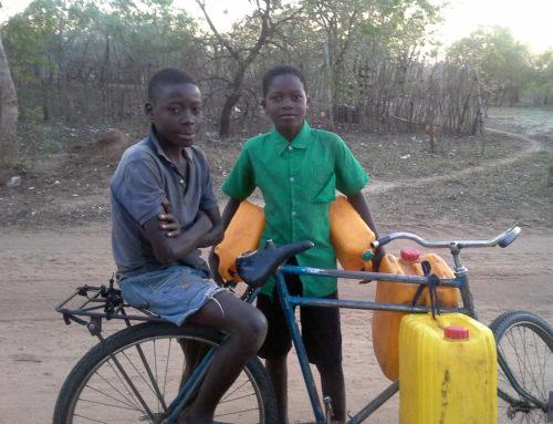 Comienza un nuevo proyecto en Mozambique para garantizar el acceso al agua y saneamiento en distritos rurales pobres del Sur Sofala