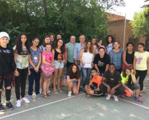 A Beautiful Initiative Of Las Veredillas Secondary School In