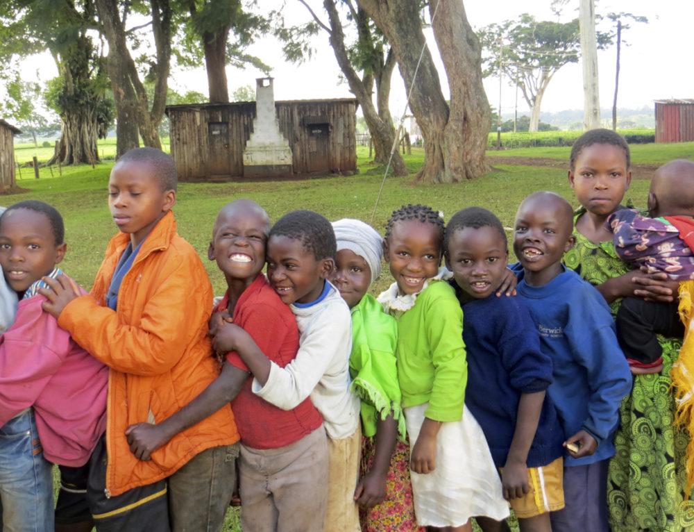 Karibu Sana: educación para niños sin recursos de Kenia