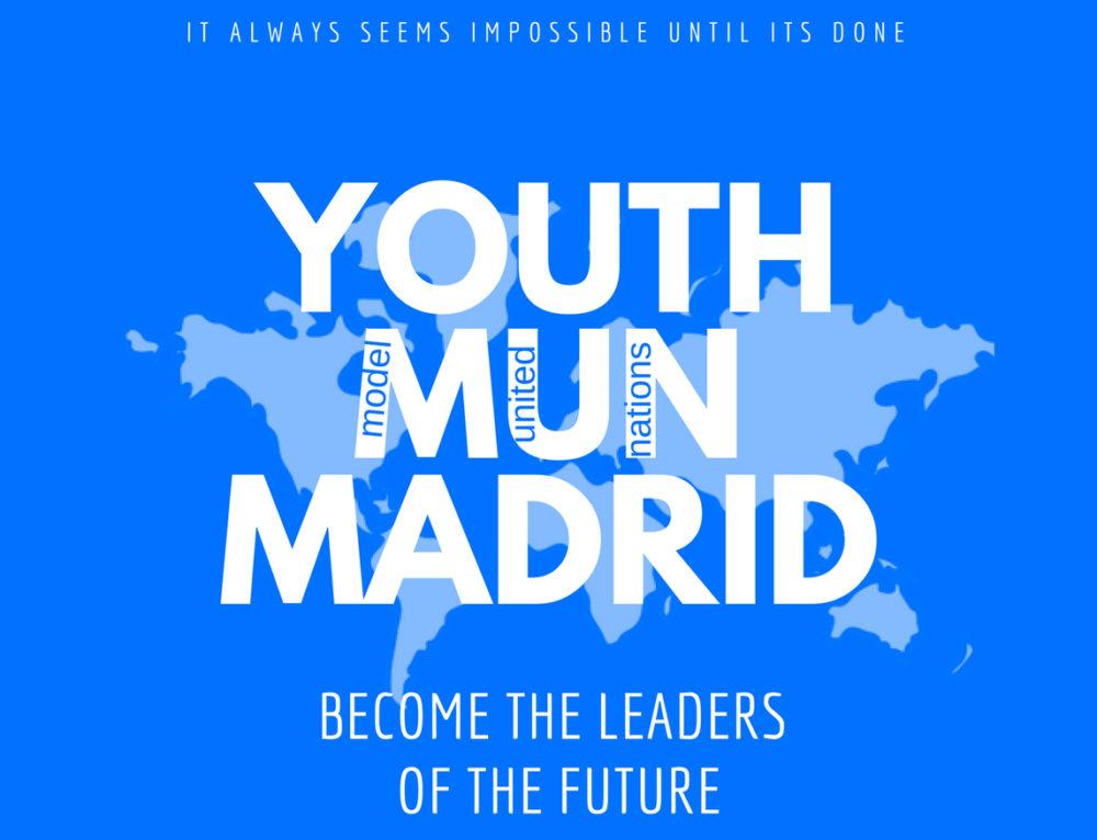 Fundación Promoción Social presenta su proyecto YOUTH MUN MADRID (YMM)