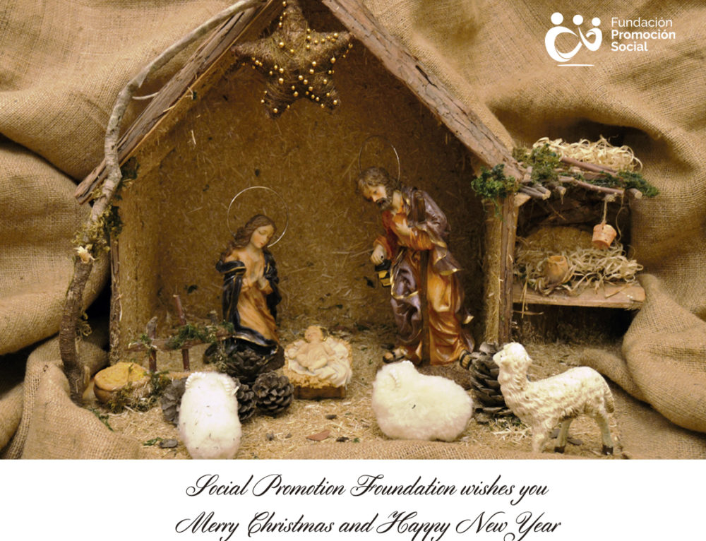 Social Promotion wishes you a Merry Christmas and a Happy New Year