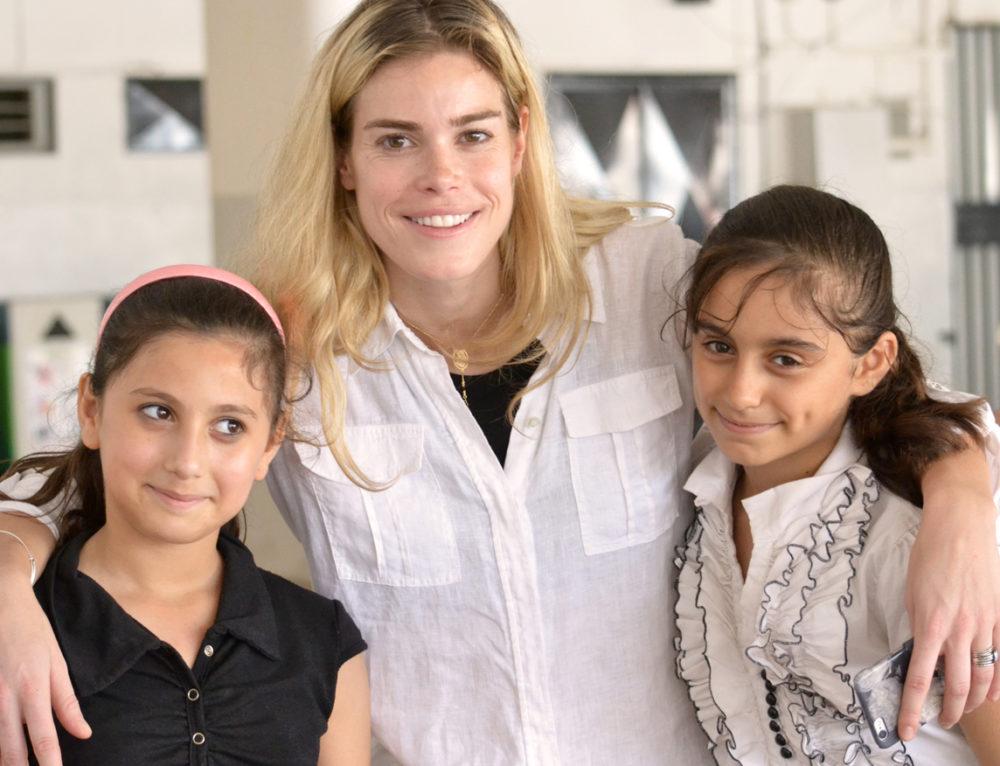 Fundación Promoción Social apoya en su campaña de Navidad a mujeres de Oriente Medio como constructoras de paz en la región