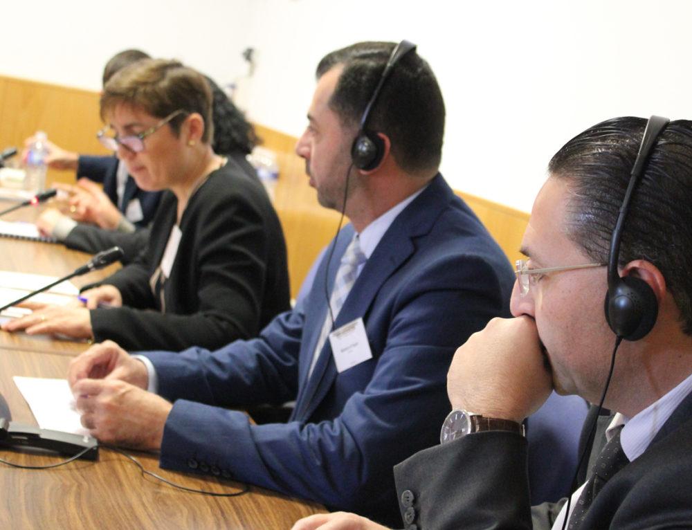 """El Centro de Estudios de Oriente Medio de la Fundación Promoción Social (CEMO) organizó el Seminario: """"Derecho humano al agua y desarrollo sostenible en Oriente Medio"""" en la URJC"""