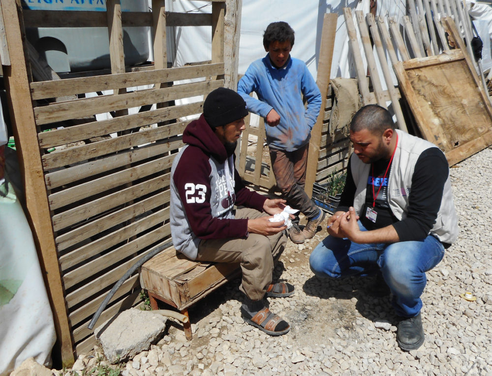 MADAD: Reducir las barreras económicas para acceder a los servicios de salud en el Líbano (REBAHS Líbano)