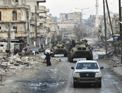Aleppo: Ricostruire La Pace