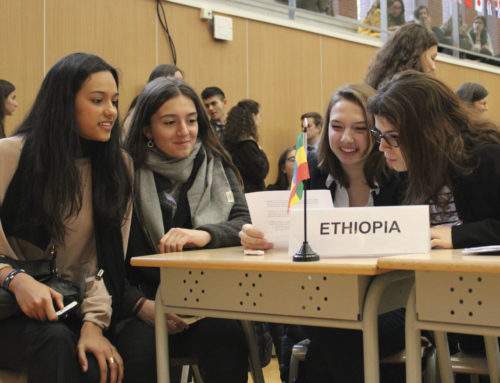 Youth Mun Madrid: Young people with a global vision and transforming leadership