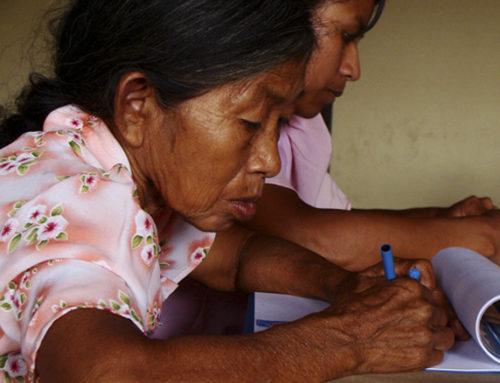 Rafforzamento delle capacità professionali delle donne per uscire dalla povertà