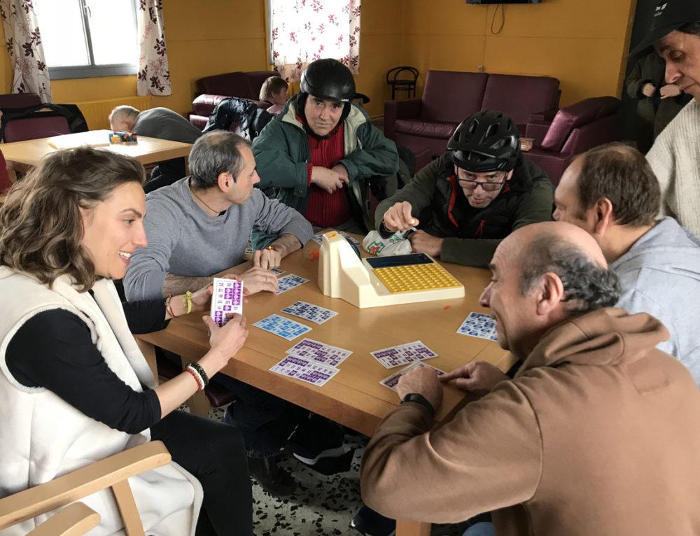 Se intensifican las actividades de voluntariado de ocio y acompañamiento en centros ocupacionales de la Comunidad de Madrid