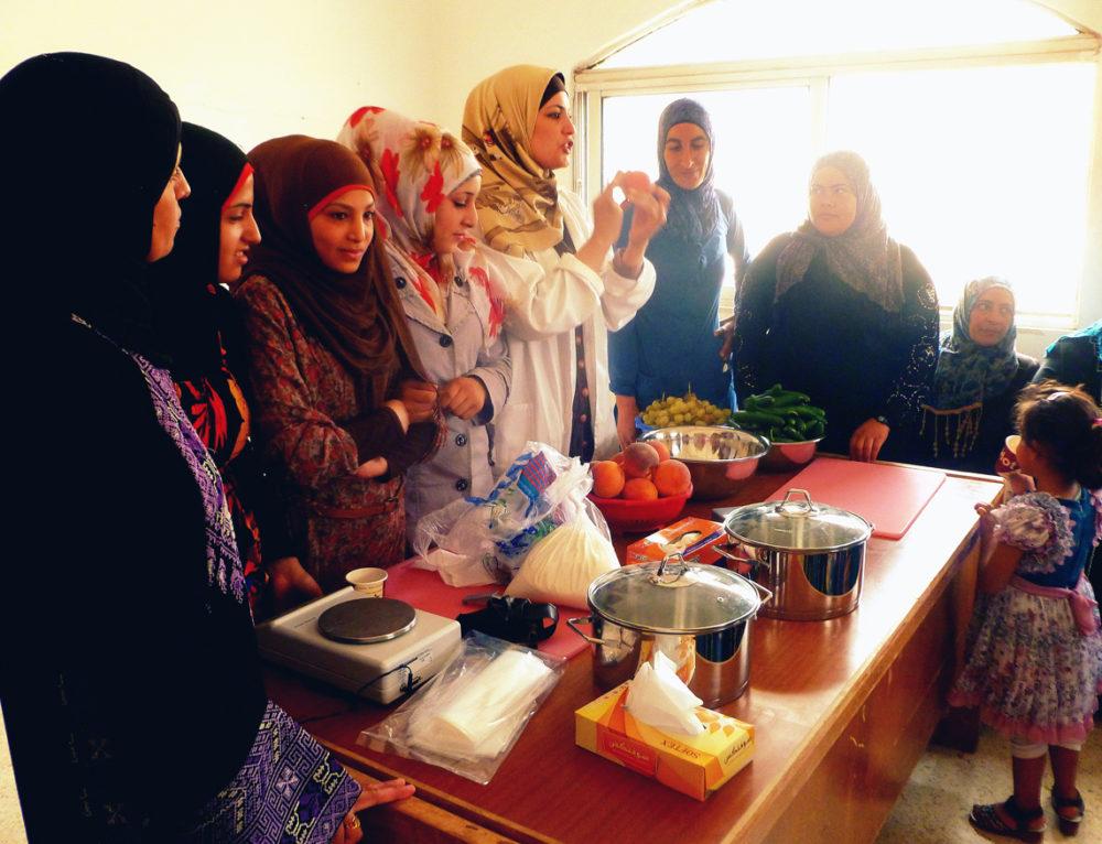 Mujeres del ámbito rural, protagonistas de desarrollo