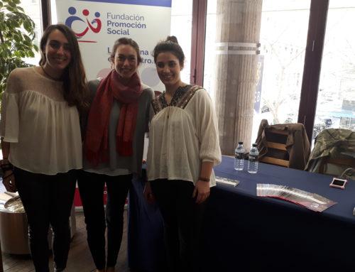 Fundación Promoción Social participa en la XII edición del IEB Solidario