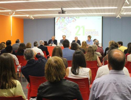 Fundación Promoción Social en la entrega de galardones del XXI Premio de Cuentos Fundación Mainel