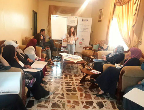 "The project ""Increase of female employment in the tourism business sector in the rural areas of Lebanon"" project reports benefits to the Lebanese women"