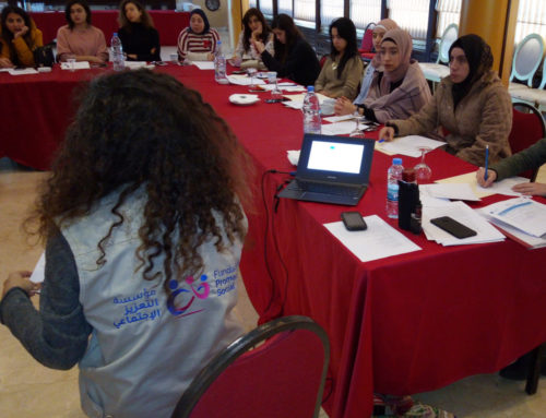 NGO professionals, Agencies and staff of the Ministry of Public Health receive training in Crisis Management in Mental Health in Lebanon