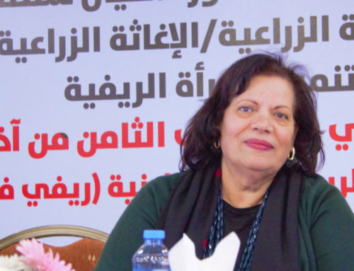 Nadia Harb speaks to the Social Promotion Foundation on the International Women's Day