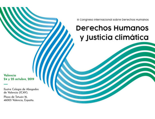 Registrations to the III International Congress of Human Rights are open