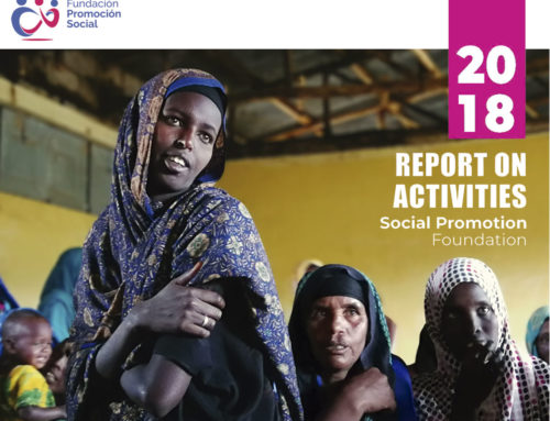 Social Promotion Foundation publishes its Report on Activities 2018