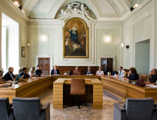 "Second meeting of the Committee of ""Journalism and Religious Traditions"""