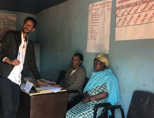 The associative network and cooperatives are strengthened in Nekempte (Ethiopia)