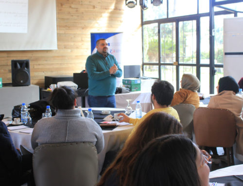 Disability training of professionals from NGOs, Agencies, and staff of the Ministries of Public Health and Social Affairs in Lebanon is key to improving care for people with disabilities in Health Centers