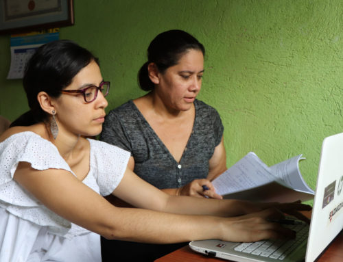 A remotely training program for university trainers in Nicaragua in response to COVID-19