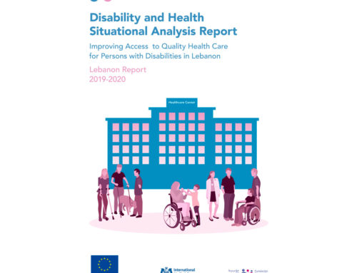Social Promotion Foundation launches a report that examines access to and the use of health services by Syrian refugees and host population with disabilities in Lebanon