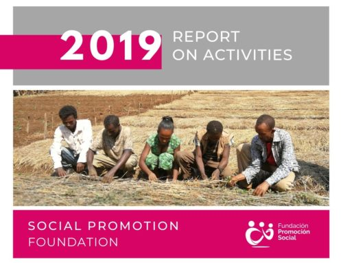 Social Promotion Foundation publishes its 2019 Report on Activities